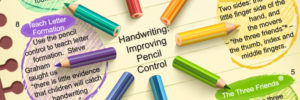 wrist position for handwriting,