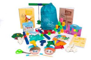 The Happy Handwriter's Fine Motor Fun Contents
