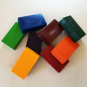 Shape Builder Crayons