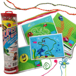 Wikki stix activity available at The Happy Handwriter shop