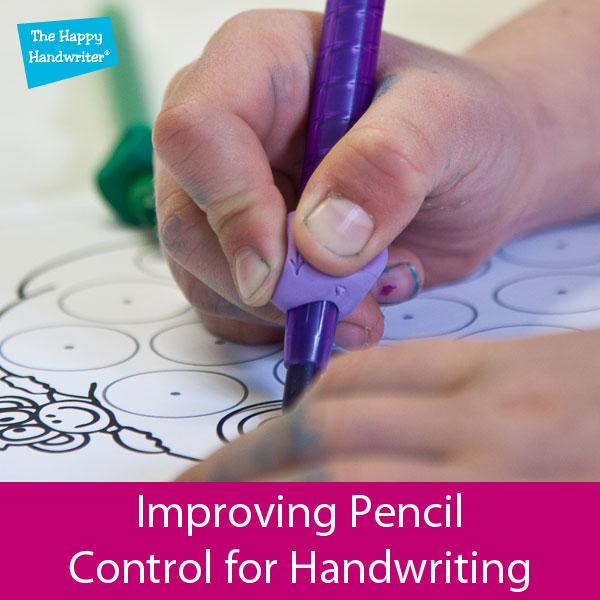 pencil control for handwriting, pencil control exercises, pencil control worksheets, improve pencil control, what is pencil control