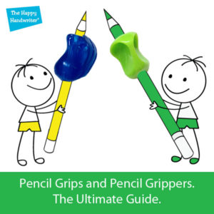 pencil grips and pencil grippers