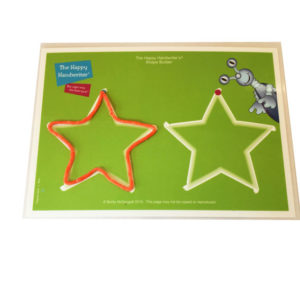 the-happy-handwriter-shape-builder-wikki-stix-star