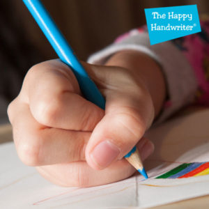the-happy-handwriter-thumb-wrap, crossover pencil grip cape town, pencil grip south africa