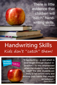 teaching handwriting, preschool handwriting