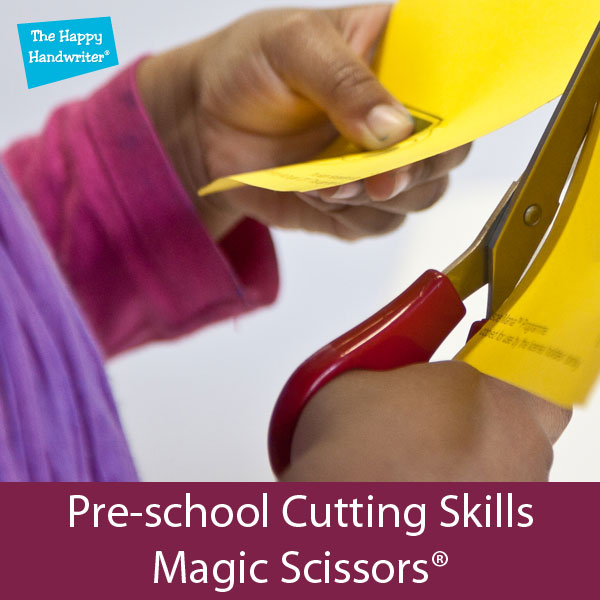 Cutting activities for fine motor skills