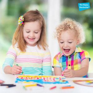 teaching left handed children, teaching left handers to write, tips for teaching left handers to write