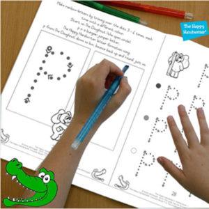 teaching left handers to write, left handed writing tips, left handed child development