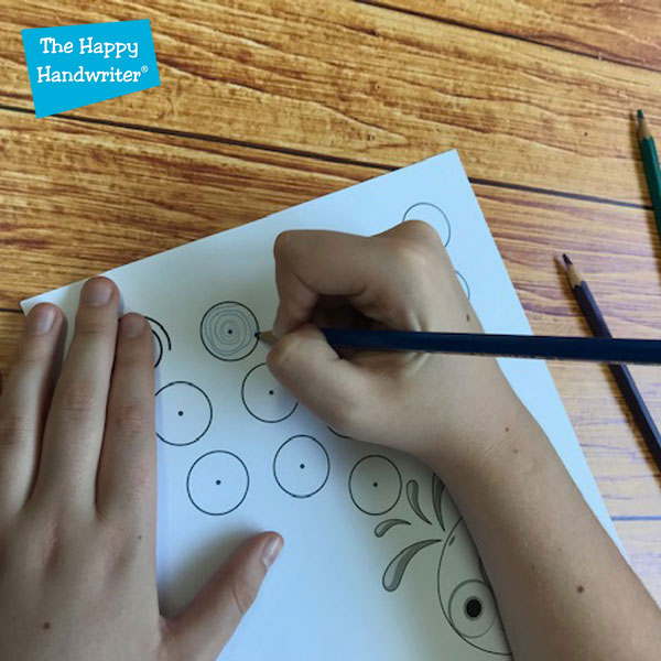 Pencil Control for Handwriting  How to Improve it