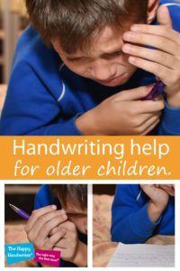 tips to help older kids, best way to improve the handwriting of older kids, tips to improve handwriting in older kids, handwriting tips for older children, how can I improve my child's handwriting, handwriting help for older children, helping older kids with poor handwriting, handwriting activities for older kids