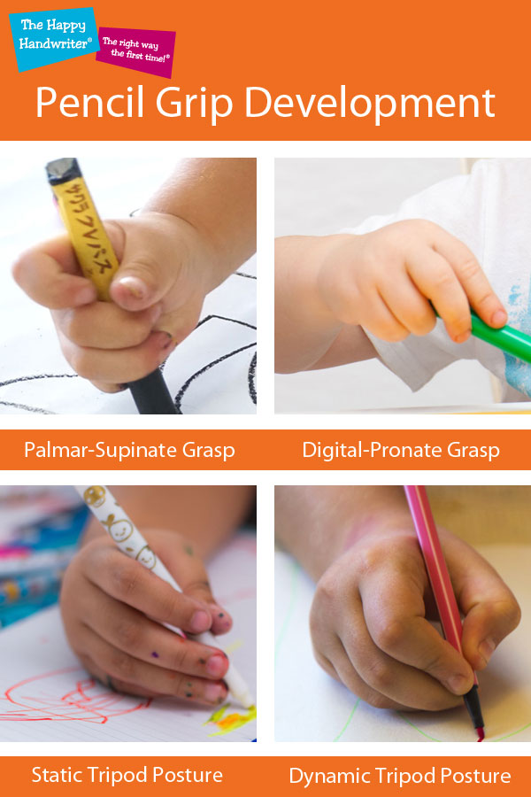 Does Pencil Grip Matter for Handwriting?