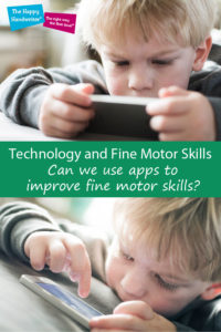 children and technology, technology and fine motor skills, negative effects of technology on children, ipad use in occupational therapy, apps to improve fine motor skills, fine motor programme south africa