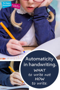 how can kids improve their handwriting, how can I improve my child's writing speed, strategies to improve handwriting, automaticity in handwriting, teaching handwriting in south Africa, teaching writing in the foundation phase,