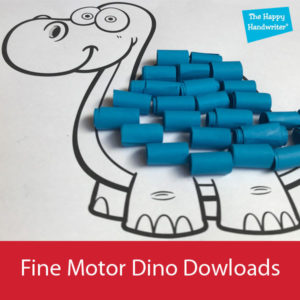 Download fine motor dinosaur downloads