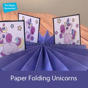 hands on activities for kids, hands on learning activities, paper folding ideas, interactive class activities