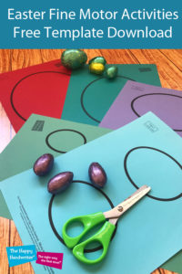 easter fine motor activities for pre-schoolers, easter fine motor skills, easter fine motor activities for toddlers,
