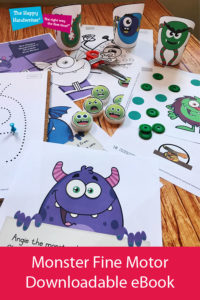 fine motor resources, monster craft template , cute monster crafts, monster fine motor activities, monster fine motor activity, monster fine motor, fun monster activity, fine motor skills practice' monster crafts, monster fine motor skills activity, fine motor resources