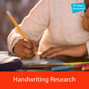 handwriting research, research on handwriting, handwriting research and resources, handwriting research articles