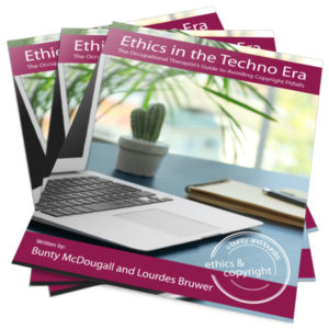 Ethics in the Techno Era, The Occupational Therapist's Guide to Avoiding Copyright Pitfalls is a book that explores the nitty gritty of how to interact on social media and the online world ensuring you comply with the occupational therapy code of ethics.